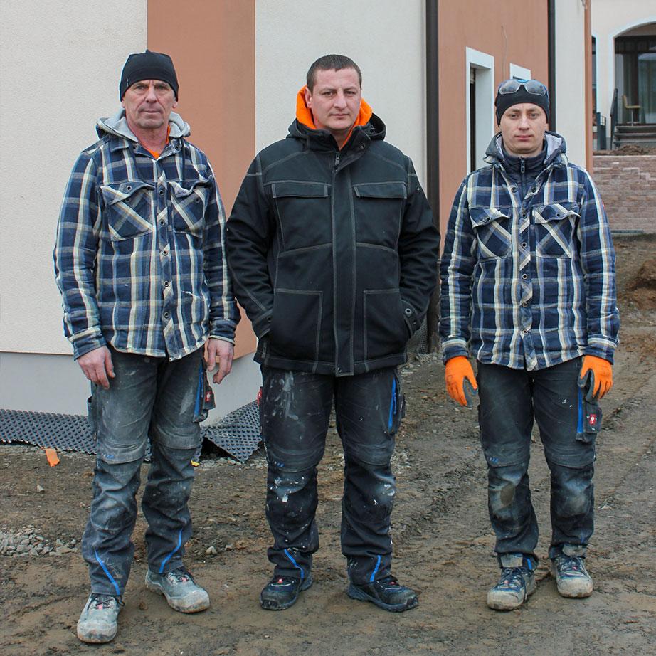 AS Bauteam GmbH - Rohbauteam