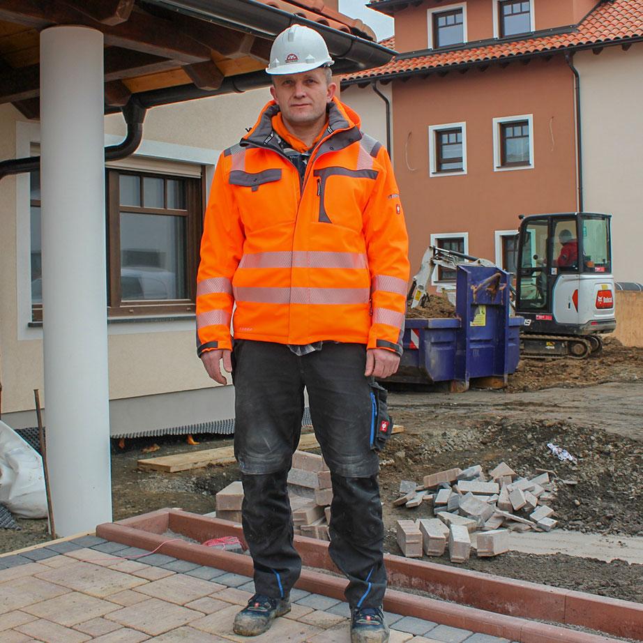 AS Bauteam GmbH - Bauleiter